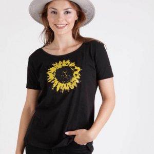 חולצה אריאל שחורה