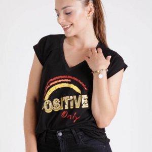 חולצה טיטי שחורה
