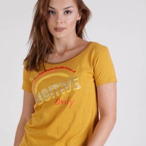قميص ميكا الخردل