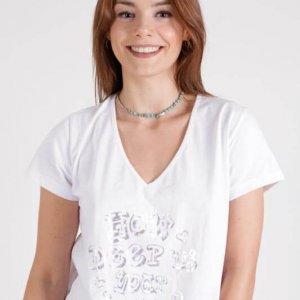 חולצה רותם לבנה