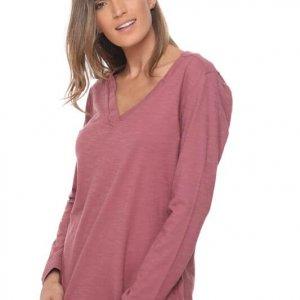 قميص ليما بورجوندي