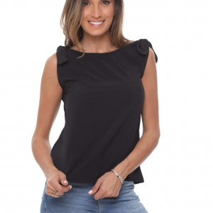חולצה אילי שחורה
