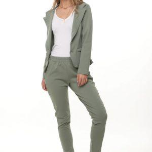 חליפת גרסי ירוקה