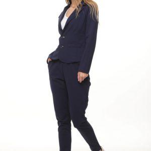 חליפת גרסי כחולה