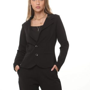 חליפת גרסי שחורה