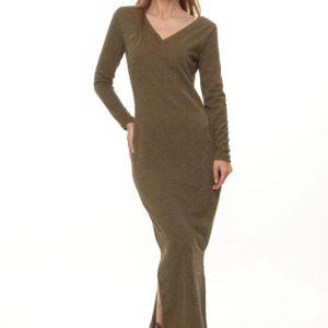 فستان ريهانا أخضر