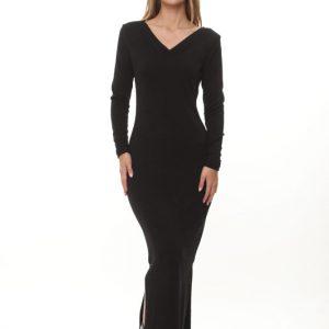 فستان ريهانا أسود