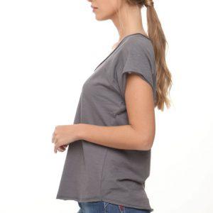 חולצה שרון אפורה קיץ