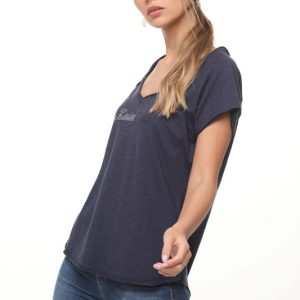 חולצה שרון כחולה קיץ
