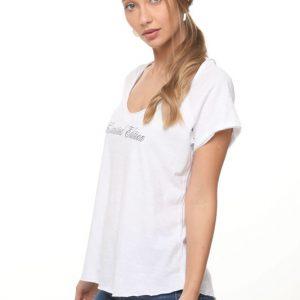 חולצה שרון לבנה קיץ