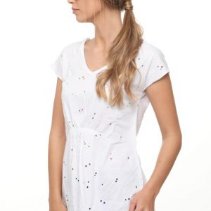 חולצה מייגן לבנה