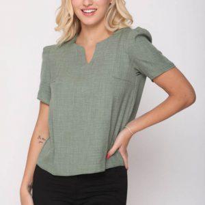 חולצה אליאנה ירוקה