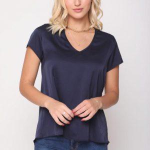 قميص شعاع أزرق