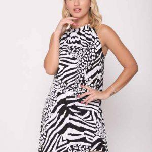 فستان أسود من Maggie Zebra