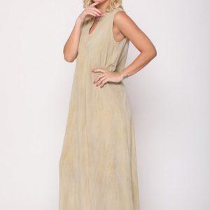 שמלה ונסה ווש צהוב